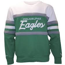 Philadelphia Eagles Sweater With Lights Vintage Philadelphia Eagles Sweater From Mitchell And Ness