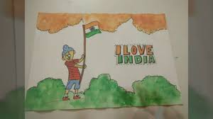 School Republic Day Images For Drawing Themediocremama