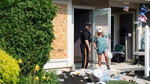 Mount Laurel man's home is boarded up ...