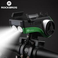<b>ROCKBROS</b> Waterproof 5 in 1 <b>Bicycle</b> Computer Phone Holder...