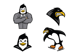 <b>Penguin</b> Mascot Free Vector Art - (30 Free Downloads)