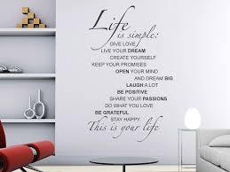 Wandtattoo Zitate Englisch Zitate Und Sprüche Leben