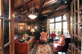 traditional office design. Luxury Home Office Design Model Traditional Ideas