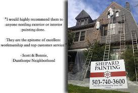 house painting portland oregon
