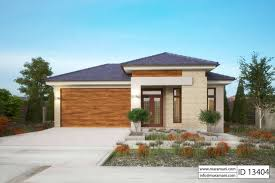 3 Bedrooms House Plan   ID 13404