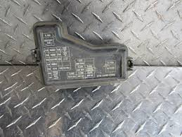 99 nissan sentra fuse box diagram base 1992 Nissan Sentra Fuse Box Nissan Frontier Fuse Box