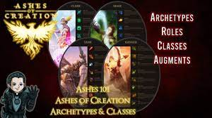 Ashes of Creation Archetypes & Classes ...