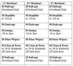 300 workout schema
