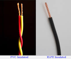 flexwires inc difference between xlpe pvc insulated wire xlpe insulated wire vs pvc insulated wire