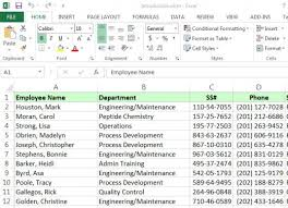 Excel Word How To Insert An Excel Table Into Microsoft Word Turbofuture