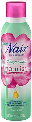 body hair removal spray for women