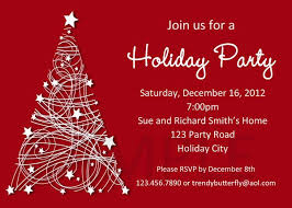 Microsoft Christmas Party Holiday Party Invite Template Office Invitation Templates Microsoft