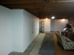 if water is leaking where the wall meets the floor or seeping up through the basement floor interior basement waterproofing is likely the best solution