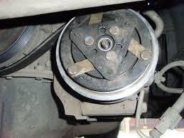 compresor de aire acondicionado de autos. compresor de aire acondicionado ford ecosport trabajo terminado autos