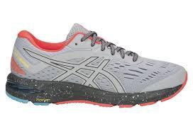 Asics Shoe Pronation Chart Asics Shoes Run Gel Cumulus 20 Le Grey