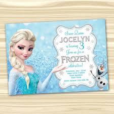 Frozen Birthday Invitations Frozen Birthday Invitation Frozen Invitation Diy Frozen Birthday Party Frozen Birthday Party Digital File
