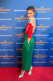 Zendaya and tom holland's rumoured relationship has been 'confirmed' following a revelatory instagram comment. Tom Holland Zendaya Coleman Spider Man Homecoming Barcelona Photocall Red Carpet Fashion Delpozo Tom Lorenzo Site 5 Tom Lorenzo