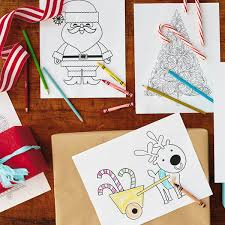 Christmas Coloring Paper Christmas Coloring Pages Hallmark Ideas Inspiration