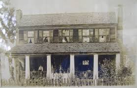 ann was the first to see the british ing and sounded the alarm to the rest of the family the mouzon home was at mouzon s landing located at puddin