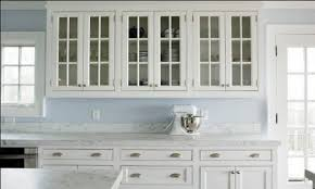 Kitchen Cabinets With Glass Doors Kitchen White Color Cabinet With White  Glass Kitchen Cabinet Doors Plan