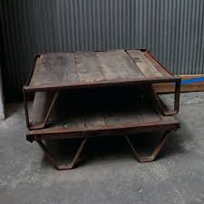 industrial style coffee table vintage industrial style coffee tables industrial style coffee table with storage