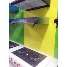 Máy hút mùi bếp 7 tấc Khung INOX KAFF KF-70i - Máy hút khói, khử mùi Thương  hiệu Kaff