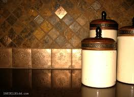 Copper Backsplash For Kitchen Copper Accent Tiles For Back Splash To Go With My Copper Sink