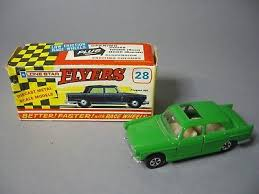 lone star flyers lone star flyers 28 peugeot 404 apple green later box 19 00