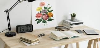 home office office decor ideas. How To Decorate A Home Office: DIY Office Decor Ideas