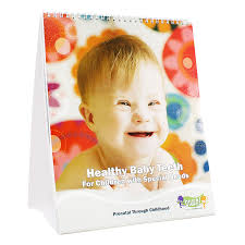 New Healthy Baby Teeth For Children With Special Needs Flip Chart