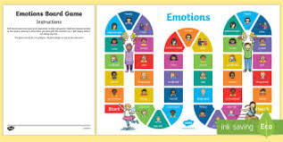 My Emotions Primary Resources