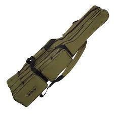 emery deluxe spinning fishing rod and reel bag for 7 foot rods