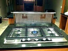 gas cooktop with downdraft. Gas Cooktop Downdraft Inch With Range Top Vent Whirlpool Stove Tabletop Grill Wolf Dimensions Oven Ventilation .