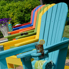 plastic adirondack chairs adirondack chairs patio ottoman