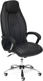 <b>Кресло TetChair Boss хром</b> недорого купить в магазине MebelStol