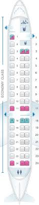 United Plane Seating Chart Seat Map United Airlines Embraer Emb 145 Er4 Erj