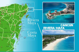 Check back for more videos. Nuestra Eleccion Entre Cancun O Riviera Maya