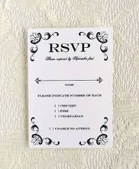wedding rsvp postcards templates rsvp cards download print