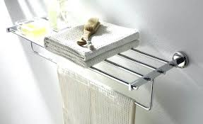 Towel Racks For Small Bathrooms Innovative Bathroom Towel Rack Towel