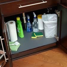 Kitchen Cabinet Shelf Paper Con Tact Graphite Sink Shelf Liner Ktch Cusm02 06 The Home Depot
