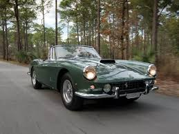 Discover all the specifications of the ferrari 400 superamerica, 1960: 1960 Ferrari 400 Superamerica Swb Cabriolet By Pininfarina Top Speed