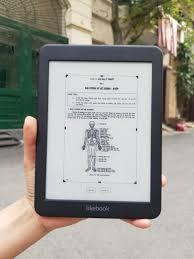 Máy đọc sách màn hình lớn, ai cần ai không