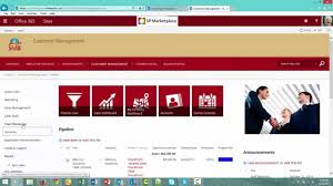 sharepoint online templates crm sales application template for sharepoint on office 365 or on