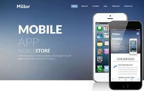 Mobile Website Templates Unique Mobile Website Design Templates Phatcouch