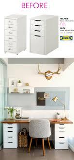 diy ikea furniture. Easy Ikea Hack Desk Diy Ikea Furniture