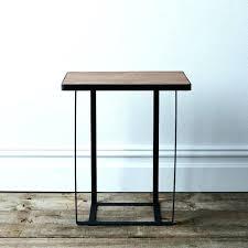 round metal end table small metal table metal table round metal end table metal and glass round metal end