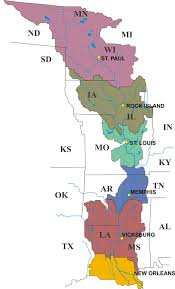 Army Corps Of Engineers Lower Mississippi River Navigation Charts Mississippi Valley Division Wikipedia