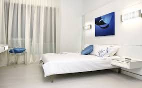 Modern Wallpaper Designs For Living Room Wallpapers For Rooms Designs With Coolest Blue And White Wallpaper