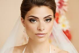 there is something about the beauty of a woman in love on her wedding day for which no artist can take credit