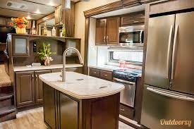 Kitchen Countertop Designs Enchanting 48 Grand Design Solitude Fifth Wheel Rental In Stafford TX